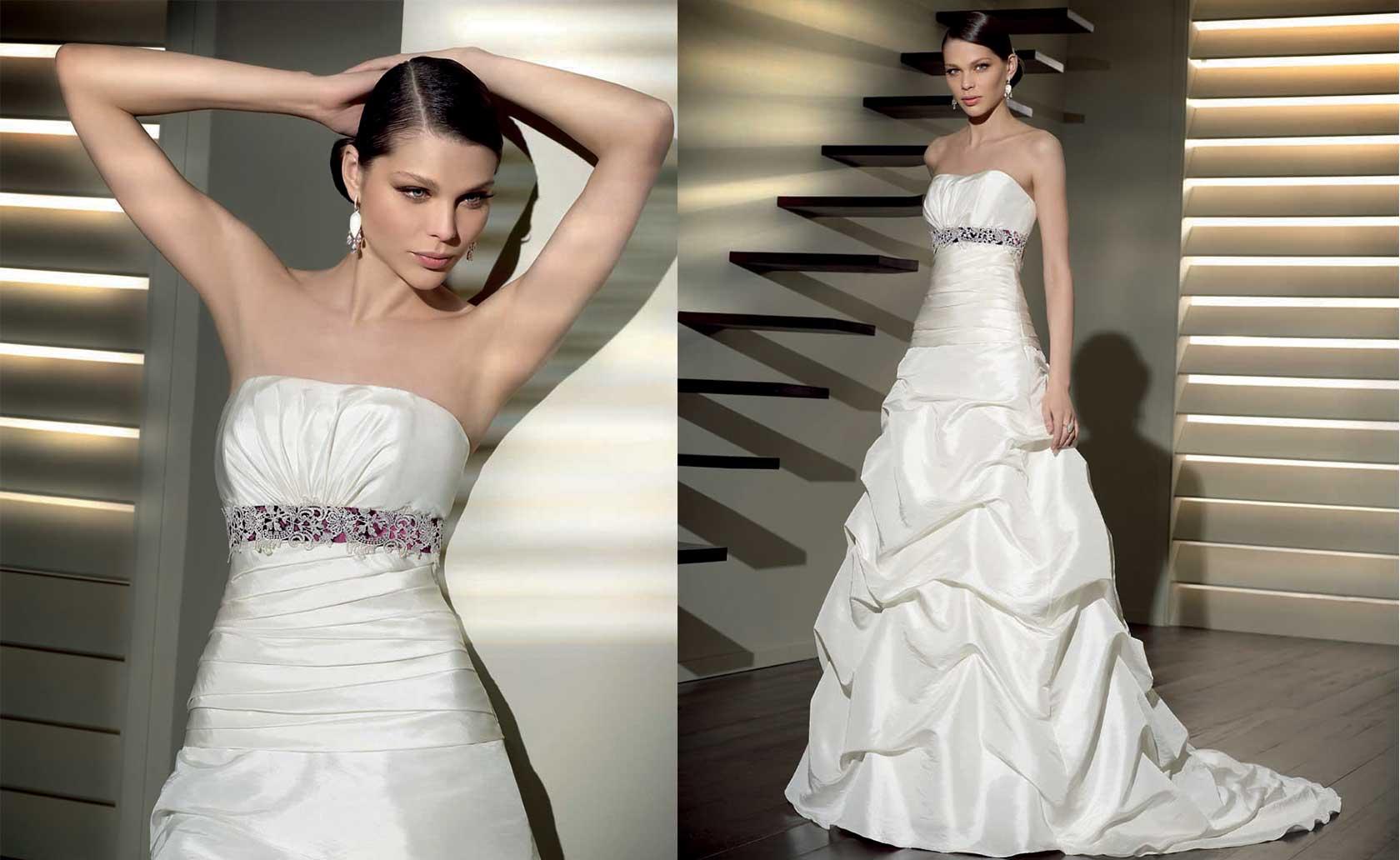 noleggio abiti da sposa a roma