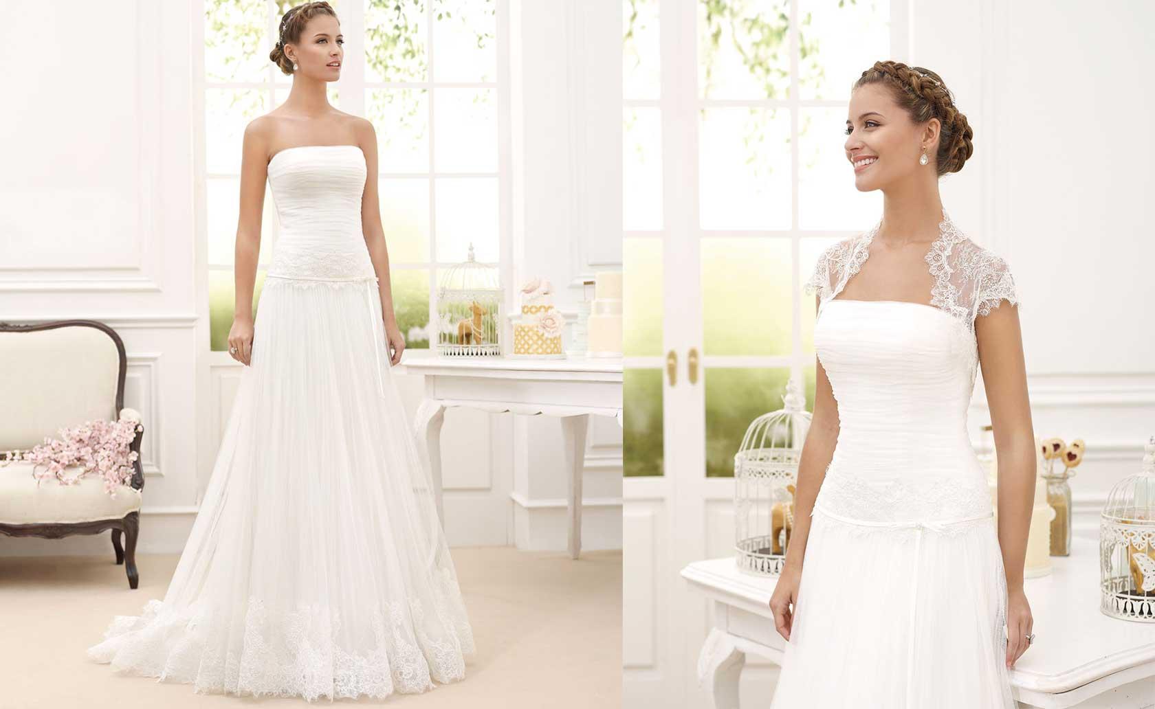abiti sposa fatti a mano