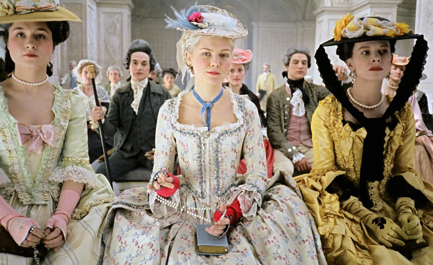 abiti del 1700
