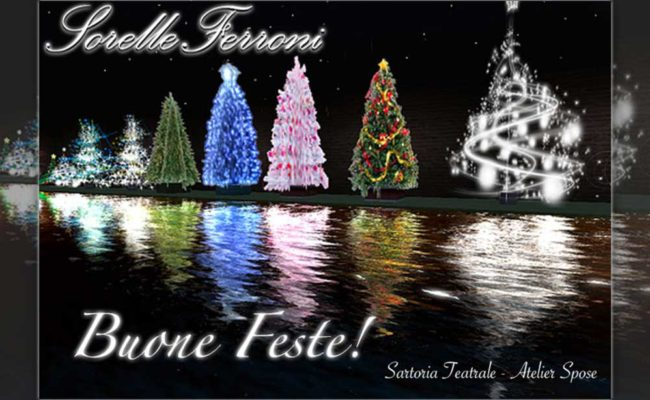 buon natale sisters